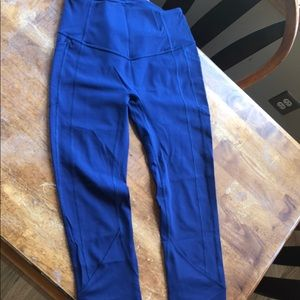 All the right places size 6 in blue 23 inch